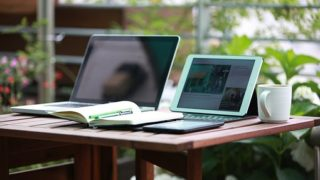 notebook 1757220  340 320x180 - デジタルイラストの道具・機材を学ぶ。デジ絵のパソコン環境。