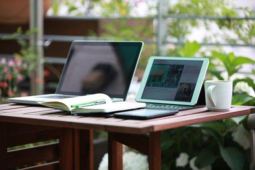 notebook 1757220  340 - デジタルイラストの道具・機材を学ぶ。デジ絵のパソコン環境。