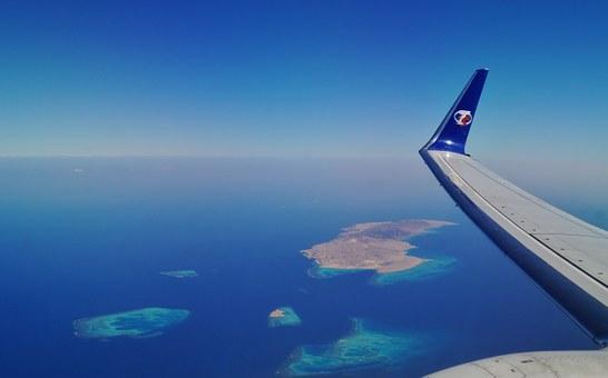 view from airplane 683061  340 - 新たなデザインを作るのにアイデアや知識の引き出しを増やすには。
