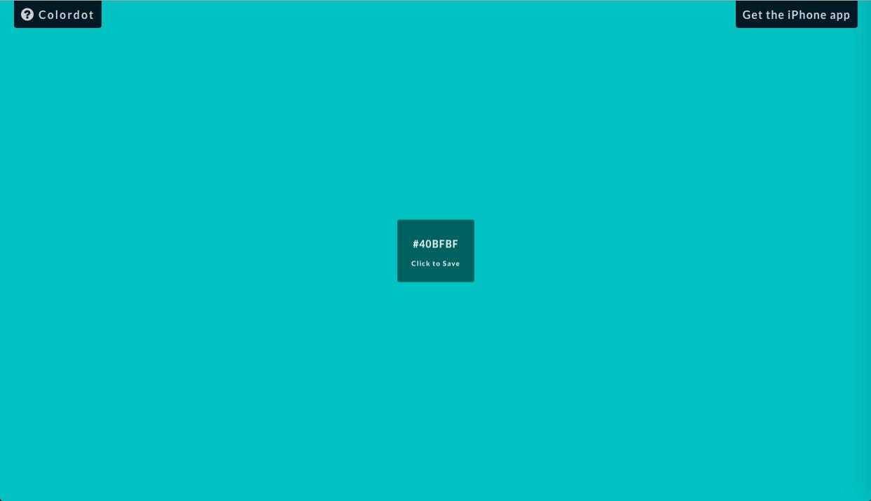 colordot - AI (人工知能)・ワンクリック系カラーツールまとめ