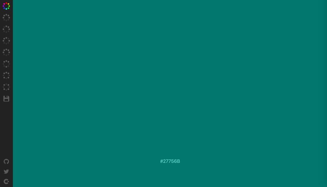 colourcode - AI (人工知能)・ワンクリック系カラーツールまとめ