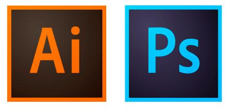 Illustrator Photoshop Logo - Webデザインを仕事にするなら、最低限必要な知識と実践的なスキル