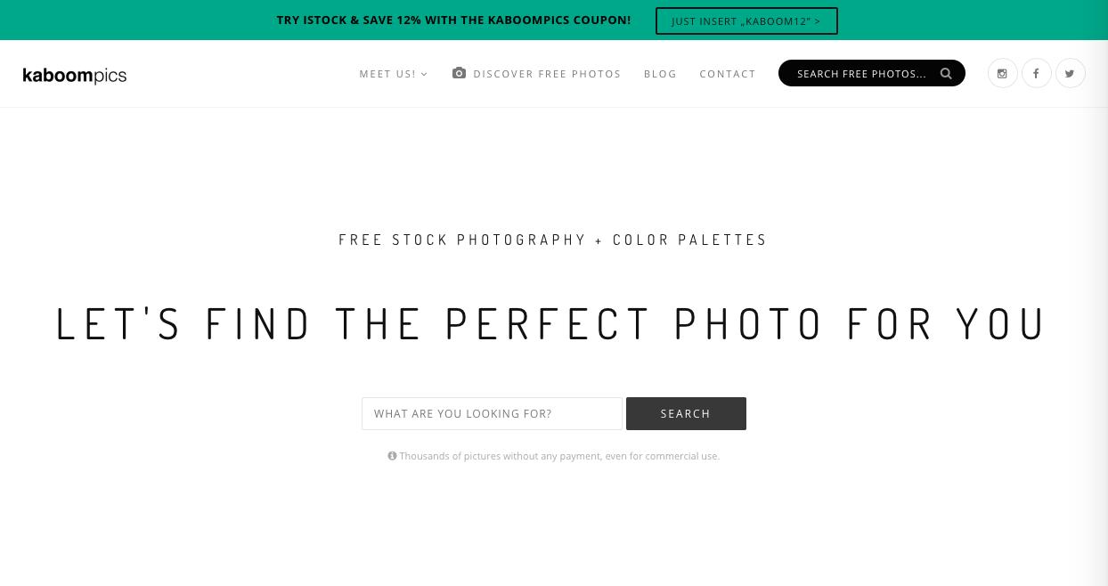 kaboompics 1 - 無料 (フリー) の写真素材サイト・サービスまとめ「商用利用も可能」