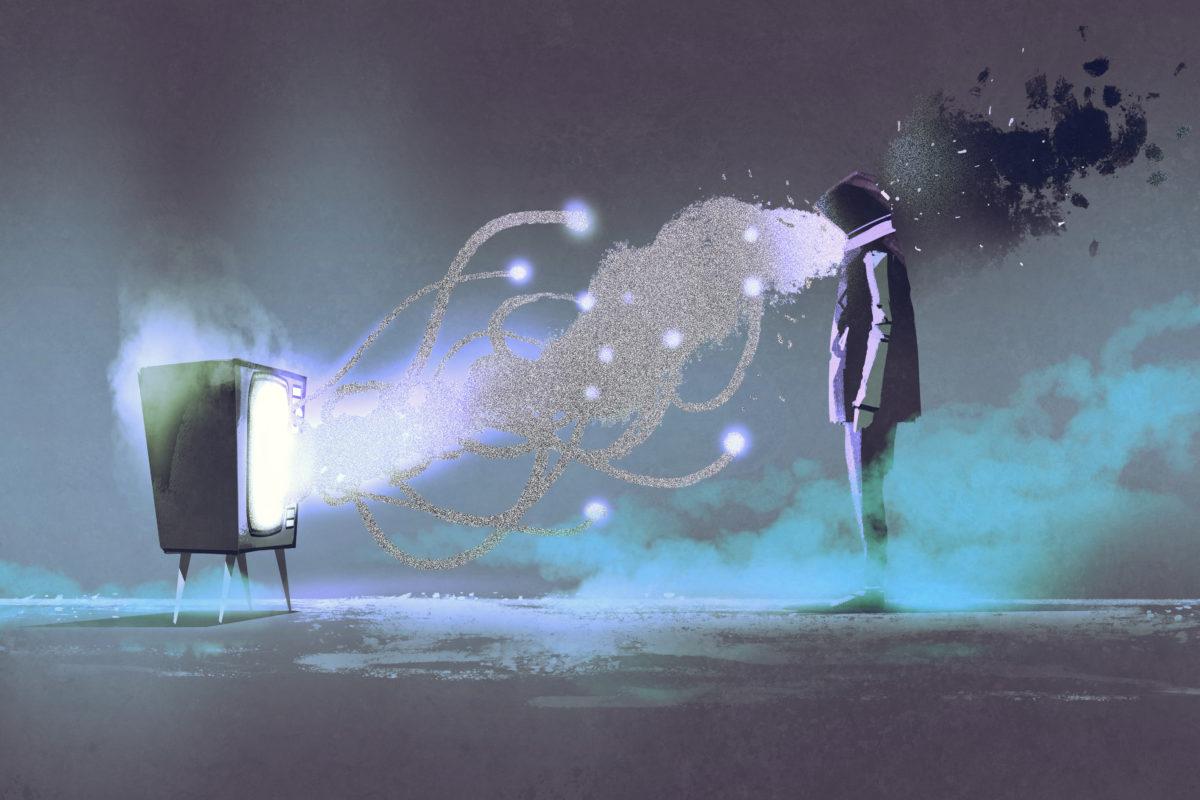 human-night-television