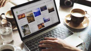 pc 3 320x180 - 無料でWebサイト(ホームページ)を作成する方法とツール