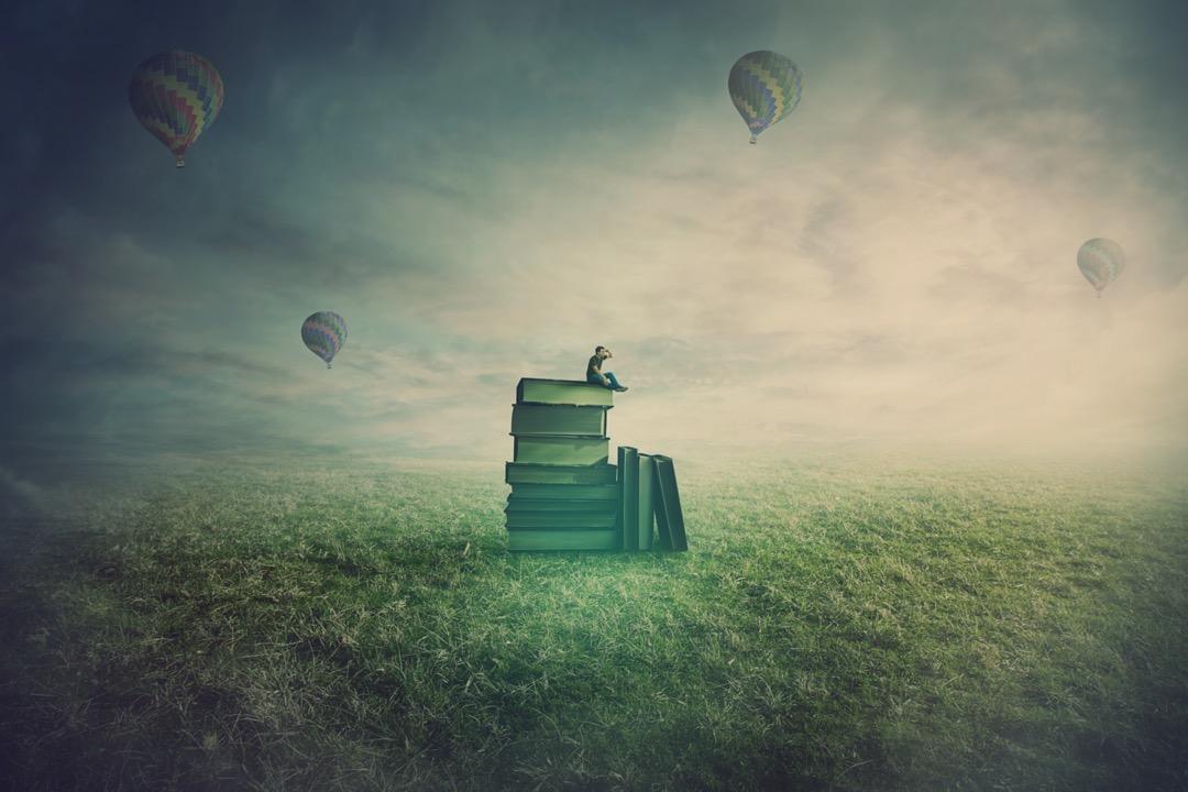books-human-alone