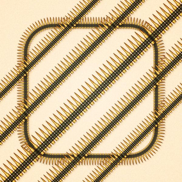 bullet chain - Adobe Illustratorのチュートリアルの一覧まとめ