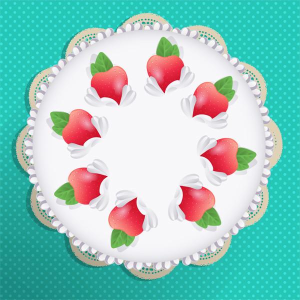 cake vector - Adobe Illustratorのチュートリアルの一覧まとめ