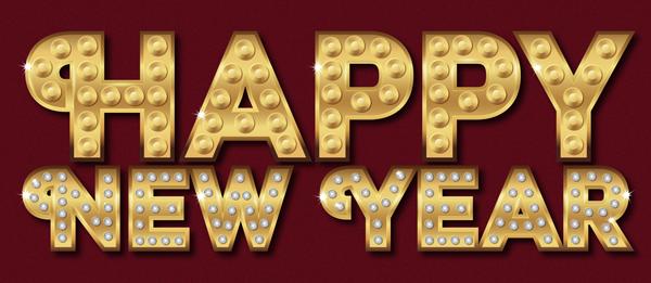 diamond happy new year - Adobe Illustratorのチュートリアルの一覧まとめ