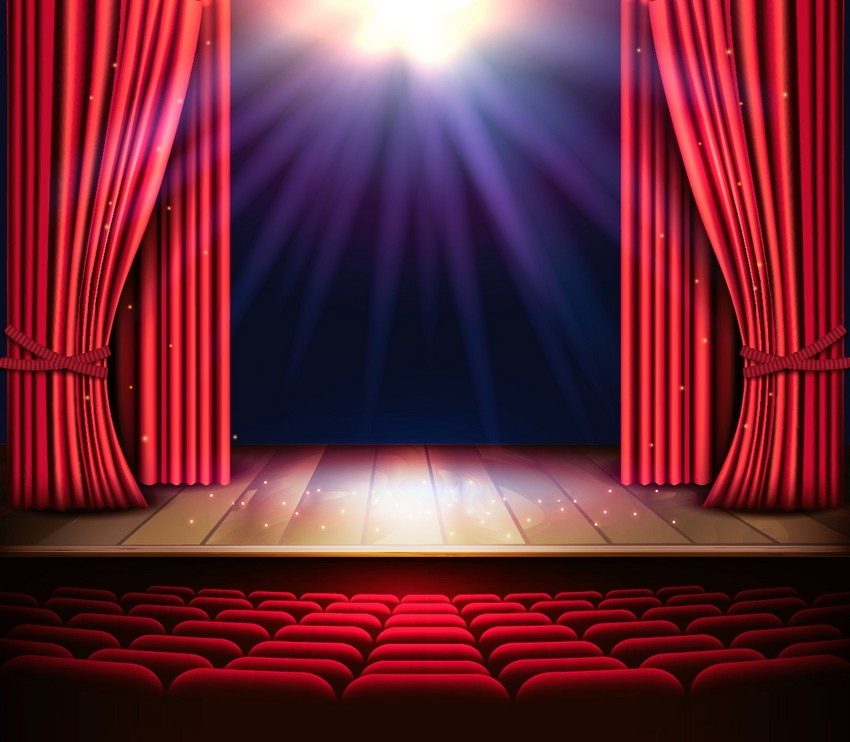 festive theatre stage - Adobe Illustratorのチュートリアルの一覧まとめ