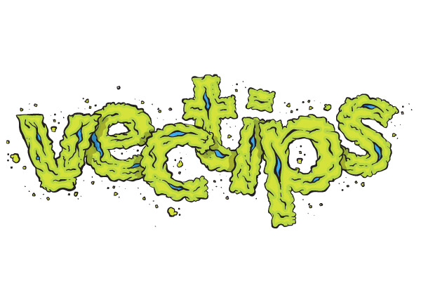 grimy text - Adobe Illustratorのチュートリアルの一覧まとめ