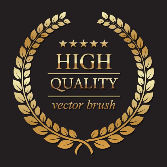 laurel wreath vector - Adobe Illustratorのチュートリアルの一覧まとめ