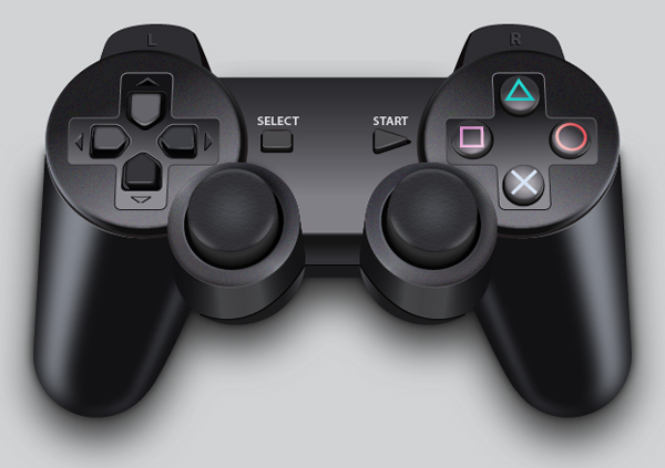 realistic-game-controller