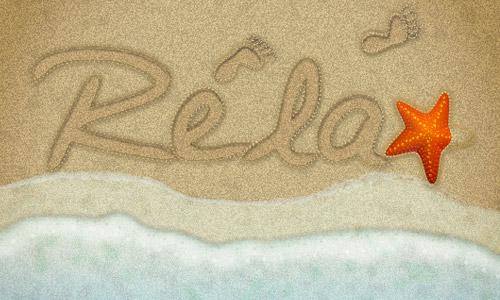 sand text - Adobe Illustratorのチュートリアルの一覧まとめ