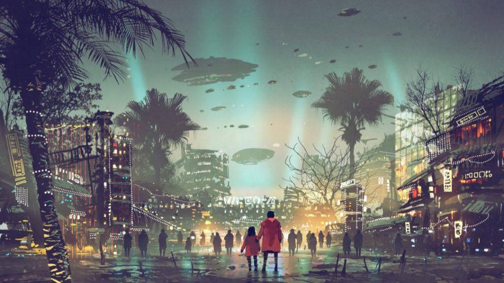city-future-ufo