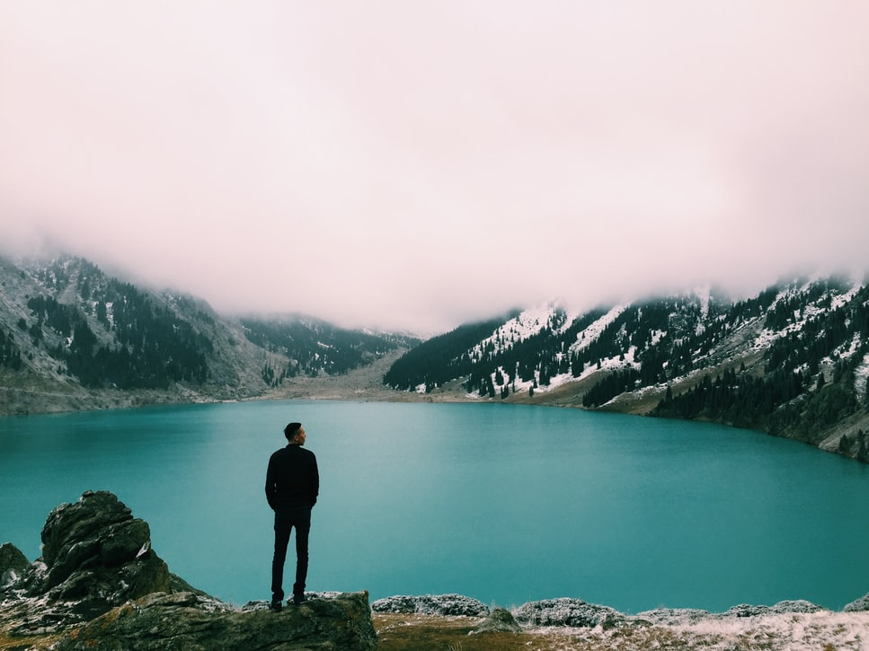 lake-human