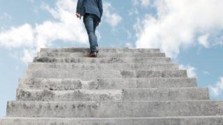 business human step 320x180 - デザイナーのための転職求エージェントまとめ「総合・専門タイプの活用方法」