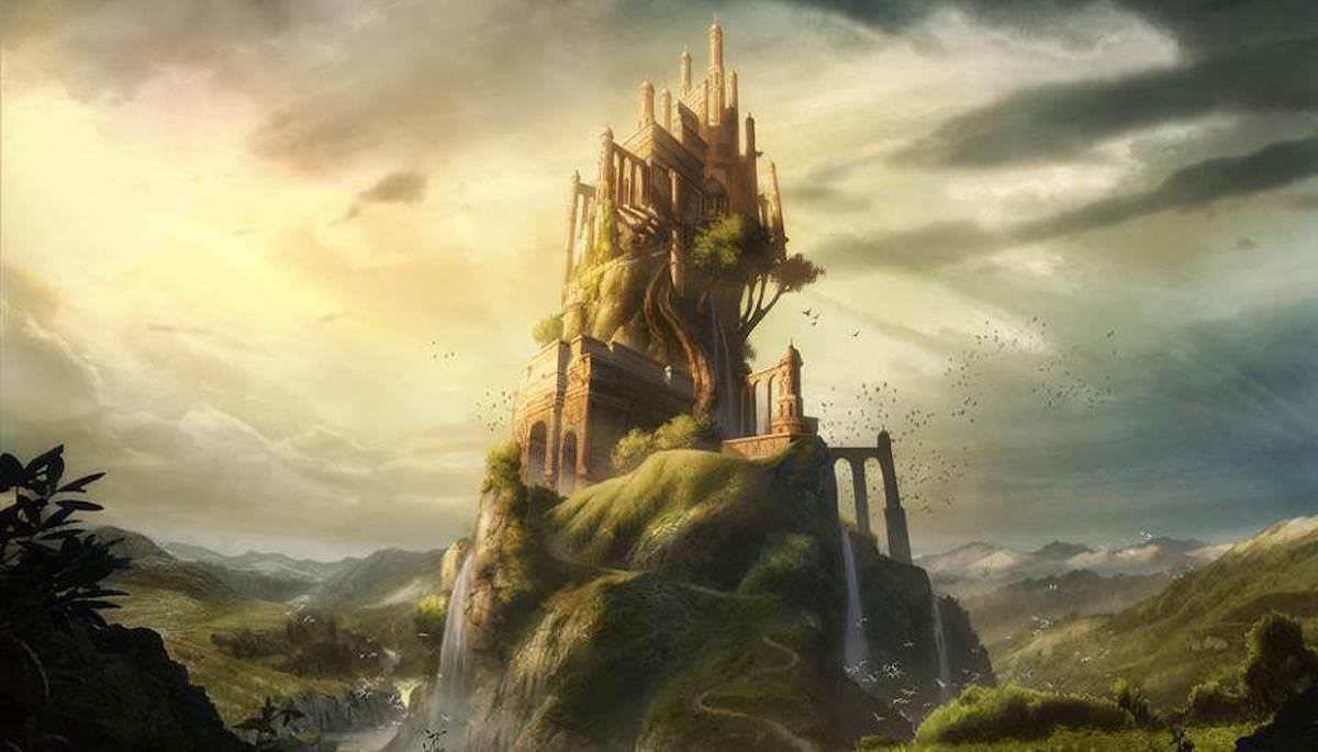 castle-nature