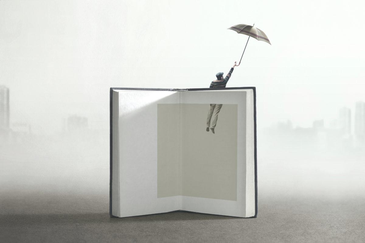 book-human-umbrella