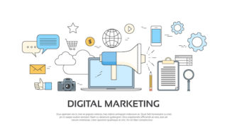 digital marketing 320x180 - Webマーケティング・Web集客が学べる書籍・本まとめ
