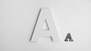 font a 320x180 - フォント・書体見本として使えるデザイン書籍・本まとめ