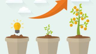 plant money up 320x180 - ブランディング・ブランド作りの基本が学べる書籍・本まとめ