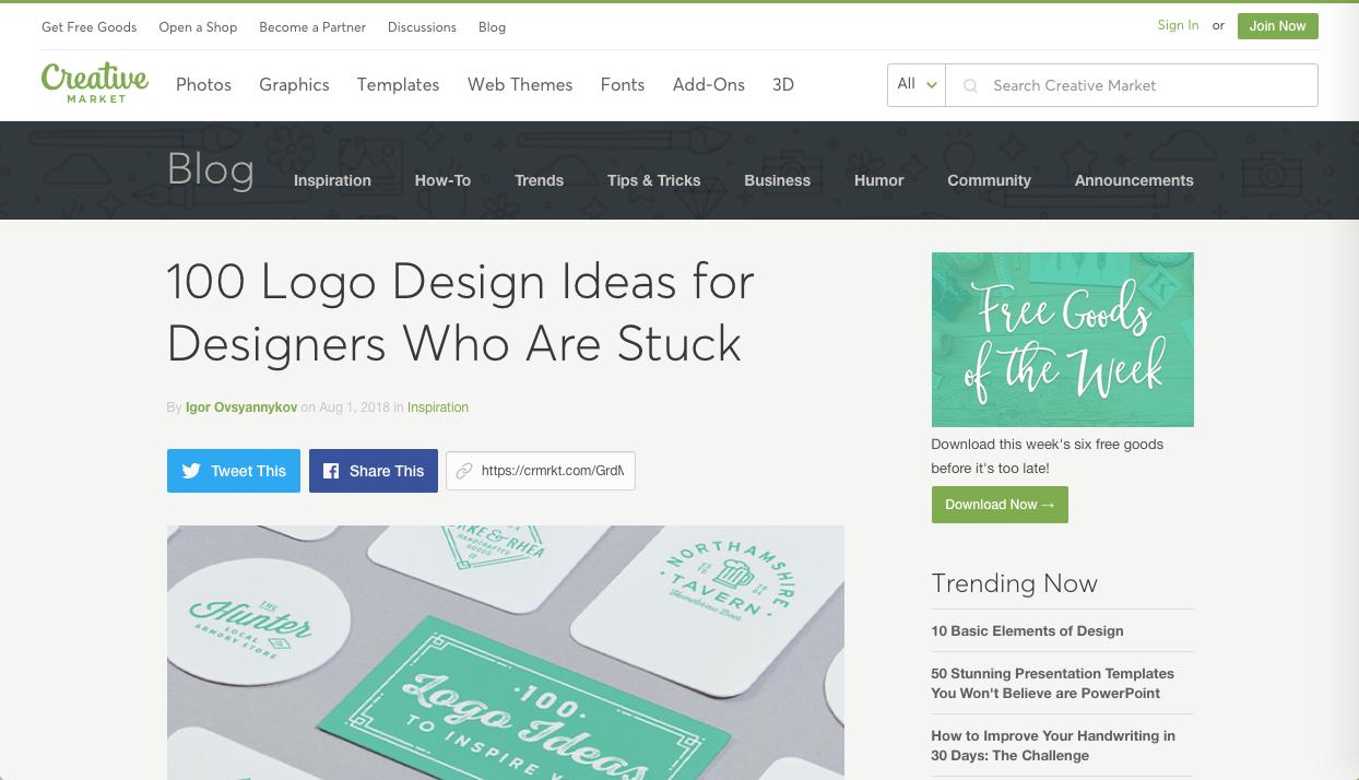 100 logo desgn ideas - ロゴデザインの参考になるWebサイト・ギャラリーサイトまとめ