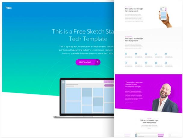 website-starter-kit-sketch-resource
