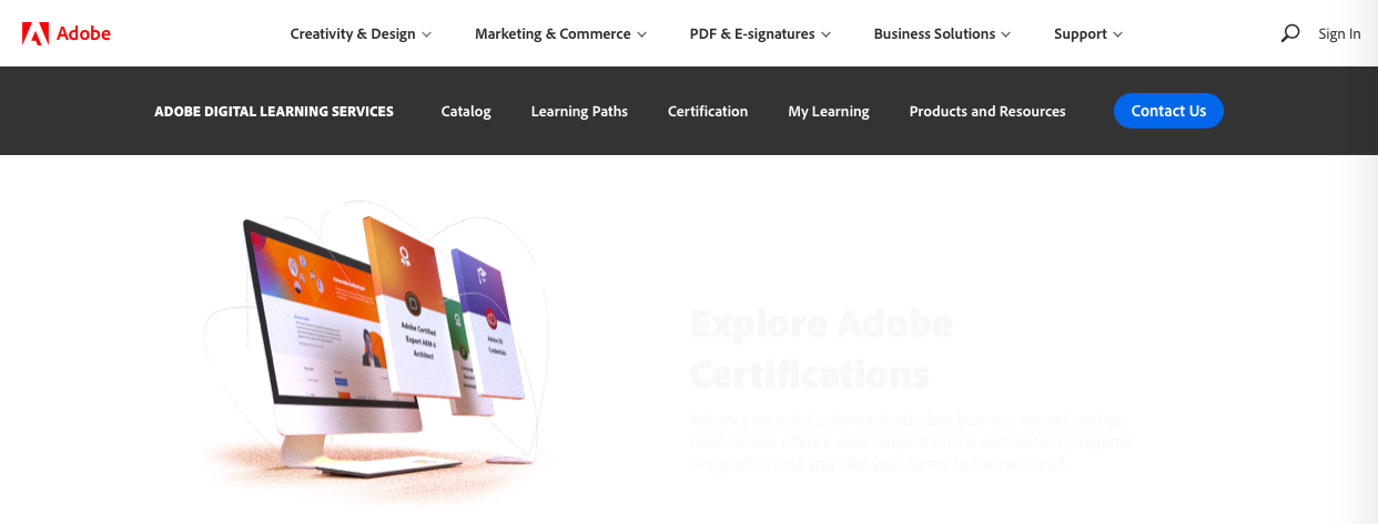 adobe certified expert - デザイナー (クリエイター) の仕事に役立つ資格・検定まとめ