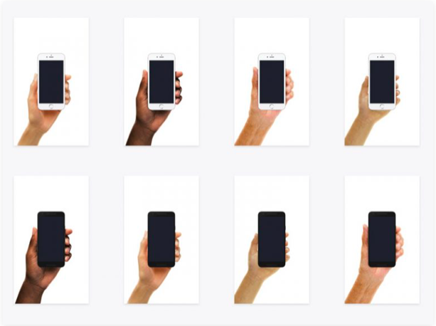 diverse-device-hands-sketch-resource