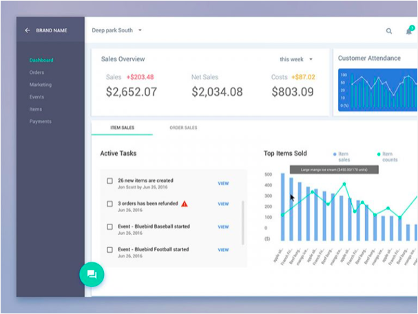 material-dashboard-concept-sketch-resource