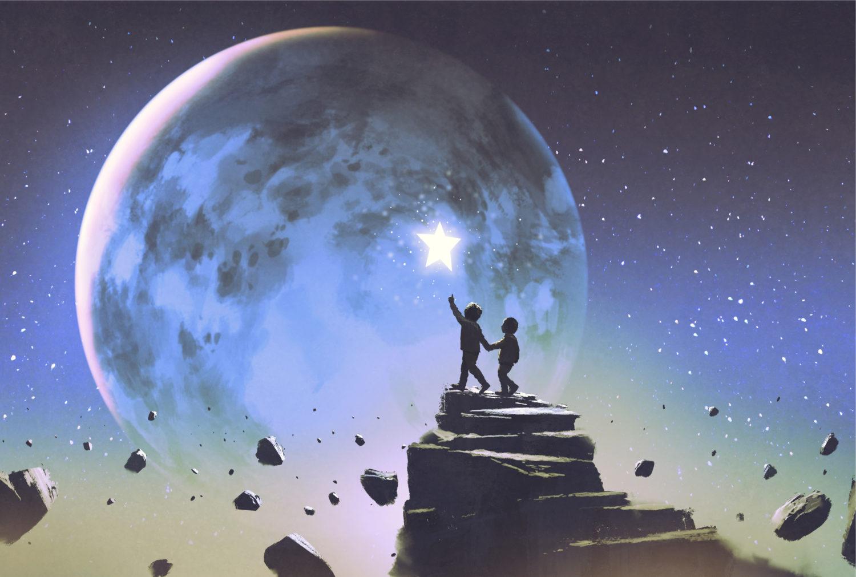 moon-star-human