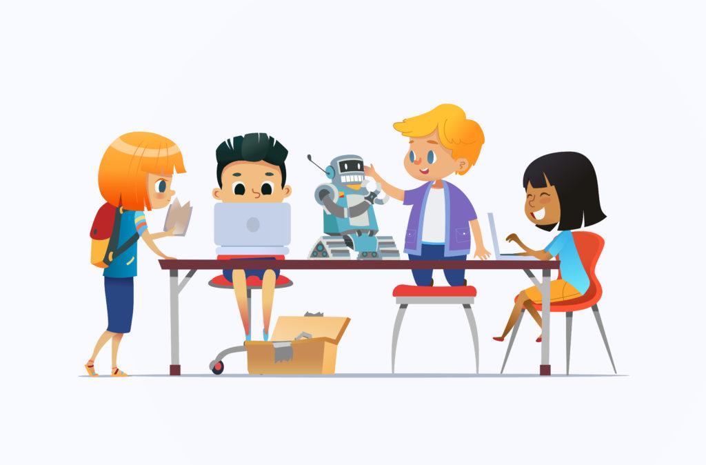 human-desk-pc