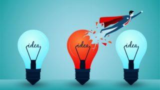 light bulb human 320x180 - デザイナーを辞めたい(転職したい)と思った時に考えること・取るべき行動