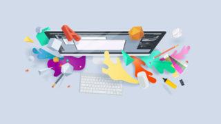 pc design skill 320x180 - デザイナー (クリエイター) の仕事に必要なスキル・資格の総まとめ