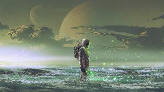 sea moon astronaut 320x180 - イラスト作品集 (画集) やメイキングブックまとめ