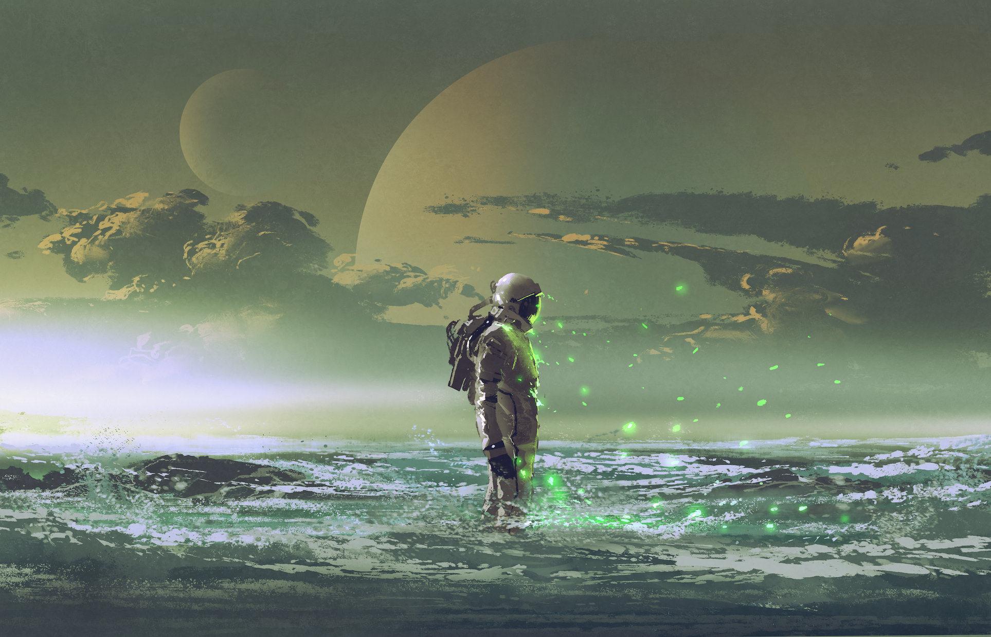 sea-moon-astronaut
