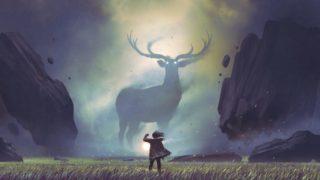 human deer 320x180 - ブログの目標を決めるコツ「運営の目的も紹介」