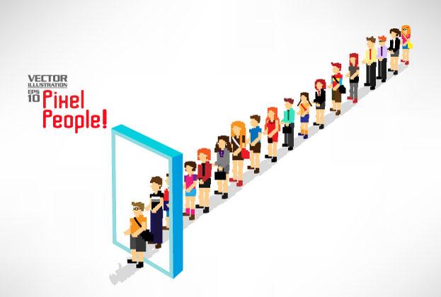 people-door