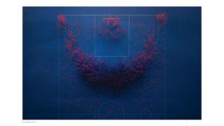 basket mag art 320x180 - バスケットボールをテーマにした様々なデザインやアート