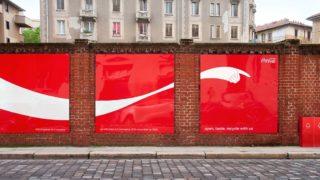 coca cola design 320x180 - Coca-Cola (コカ・コーラ) のクリエイティブな広告デザインやアート