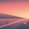 alone view sunset 100x100 - UI・UXデザインの勉強に役立つ書籍・本や教材まとめ