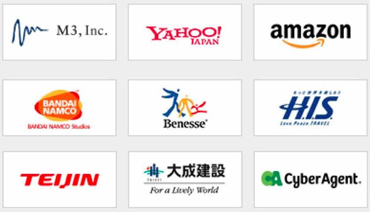 doda company example - デザイナーにおすすめの転職サイト「年収アップも可能」
