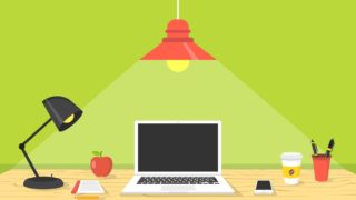 pc light desk 320x180 - ポートフォリオについて学べる参考サイト・ブログまとめ