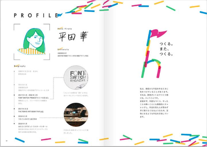 portfolio self introduction 6 - ポートフォリオに自己紹介が必要な理由とは「書き方・デザインの参考例」