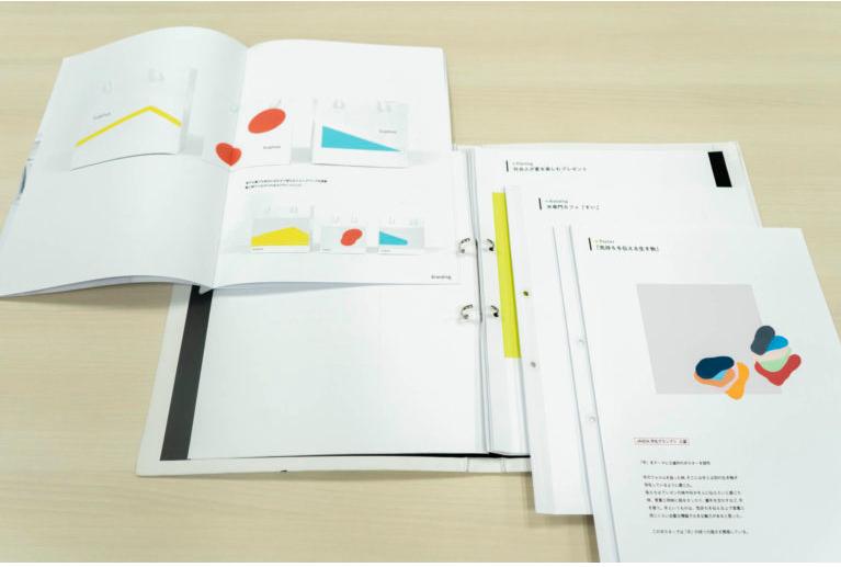 portfolio example 14 - ポートフォリオの印刷方法「一番おすすめはラクスル」
