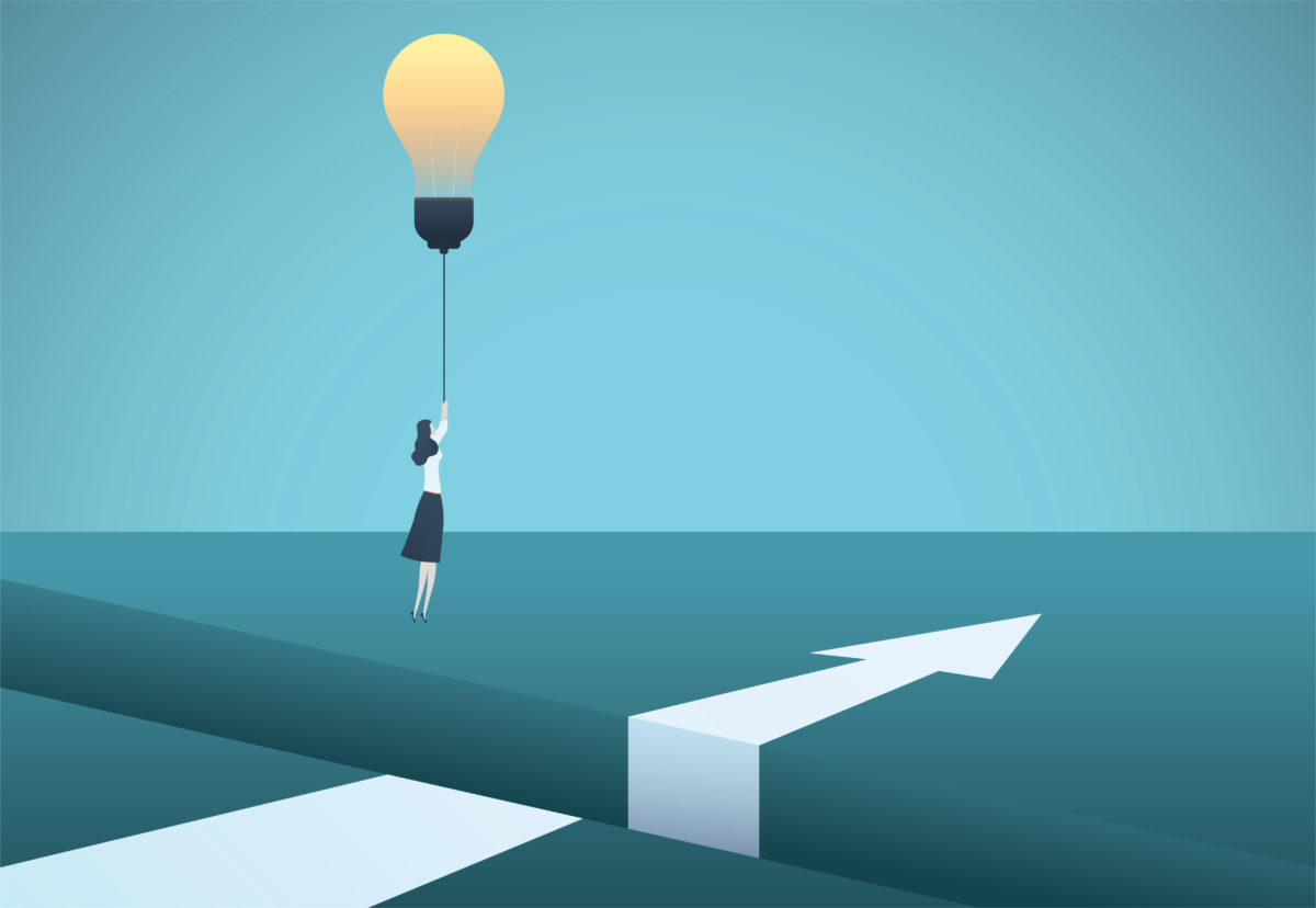 woman-light-bulb-arrow
