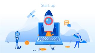 pc rocket start up 320x180 - 独学でプロのデザイナーになる方法「自力でデザインを学ぶ。」